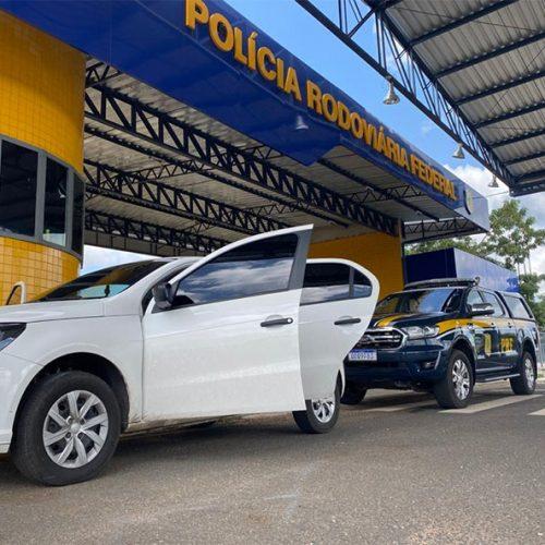 Três suspeitos de estelionato são presos em Valença com cartões de crédito