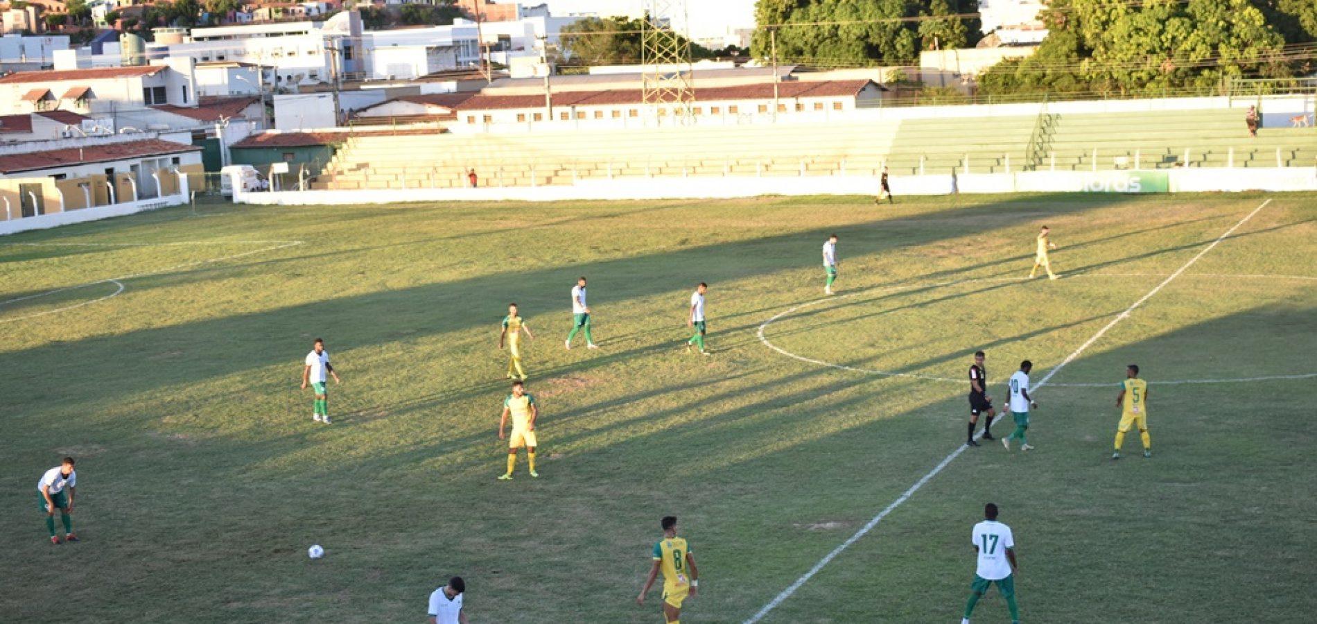 Boavista-RJ vence a SEP por 1 a 0 e elimina o time picoense da Copa do Brasil