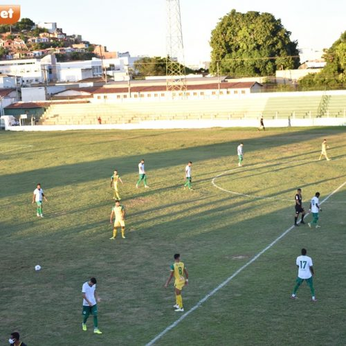 Picos e Parnahyba se enfrentam neste sábado pelo returno do Campeonato Piauiense