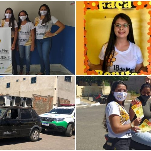 CALDEIRÃO   Órgãos de proteção de crianças e adolescentes realizam ações alusivas ao 18 de Maio