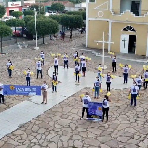 Caridade do Piauí realiza campanha de enfrentamento ao abuso e exploração sexual de crianças e adolescentes