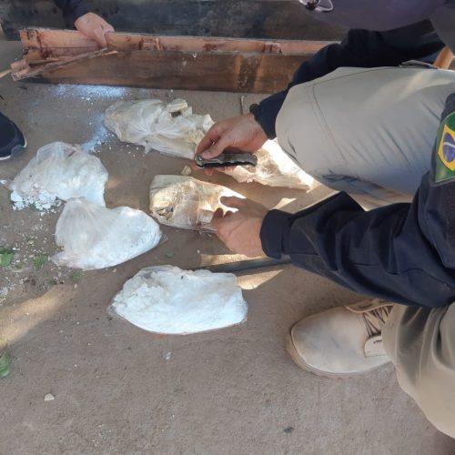 PICOS | Homem é preso com mais de 40 kg de crack e 15 kg de cocaína; droga está avaliada em mais de um milhão de reais