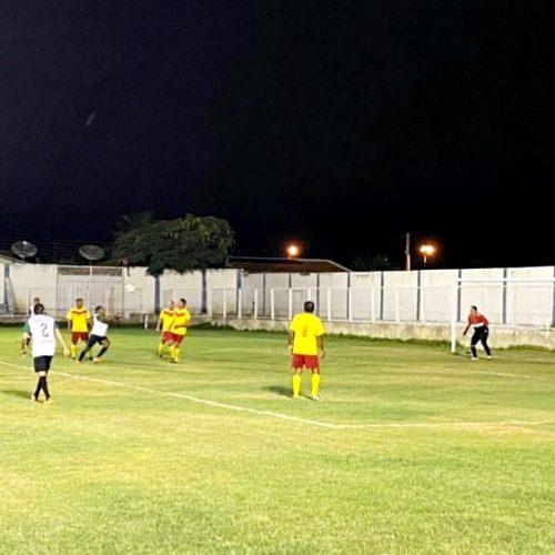 Três jogos completam a rodada deste fim de semana do Torneio Municipal de Futebol em Fronteiras