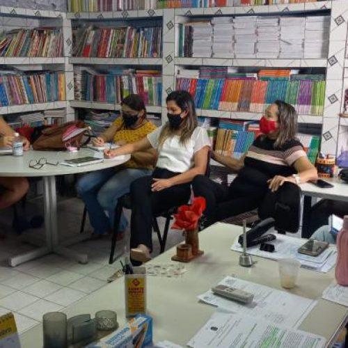 Educação de Bocaina realiza reunião e trata sobre volta as aulas presenciais no segundo semestre