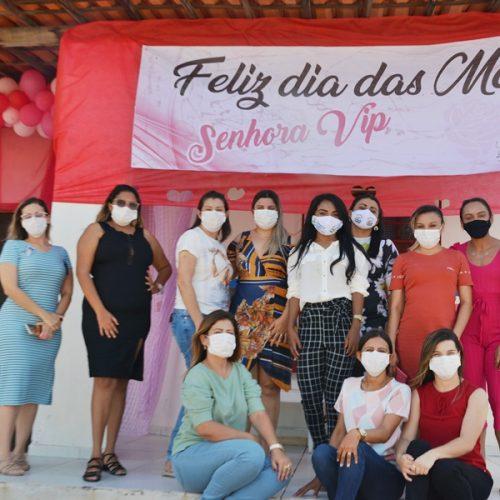 Social de Jacobina do Piauí realiza Drive-Thru e distribui cestas de café da manhã em homenagem às mães