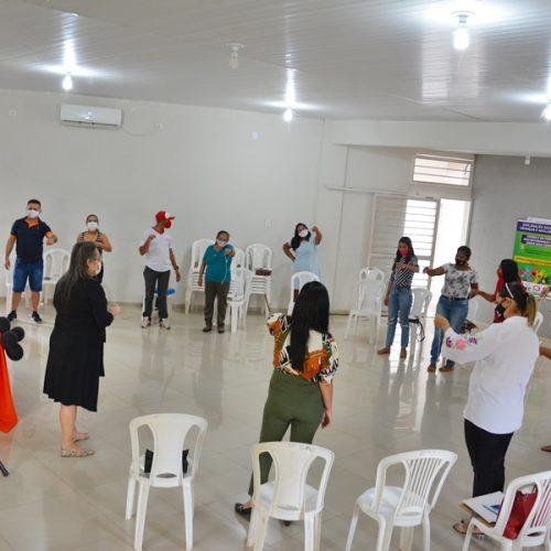 Prefeitura e SEBRAE promovem oficina 'Comoreconhecer seu talento empreendedor' em Ipiranga do Piauí