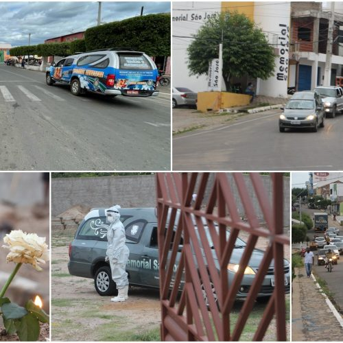 Jaicós da último adeus as professoras Luzia Camila e Mercês Veloso; veja fotos das despedidas !
