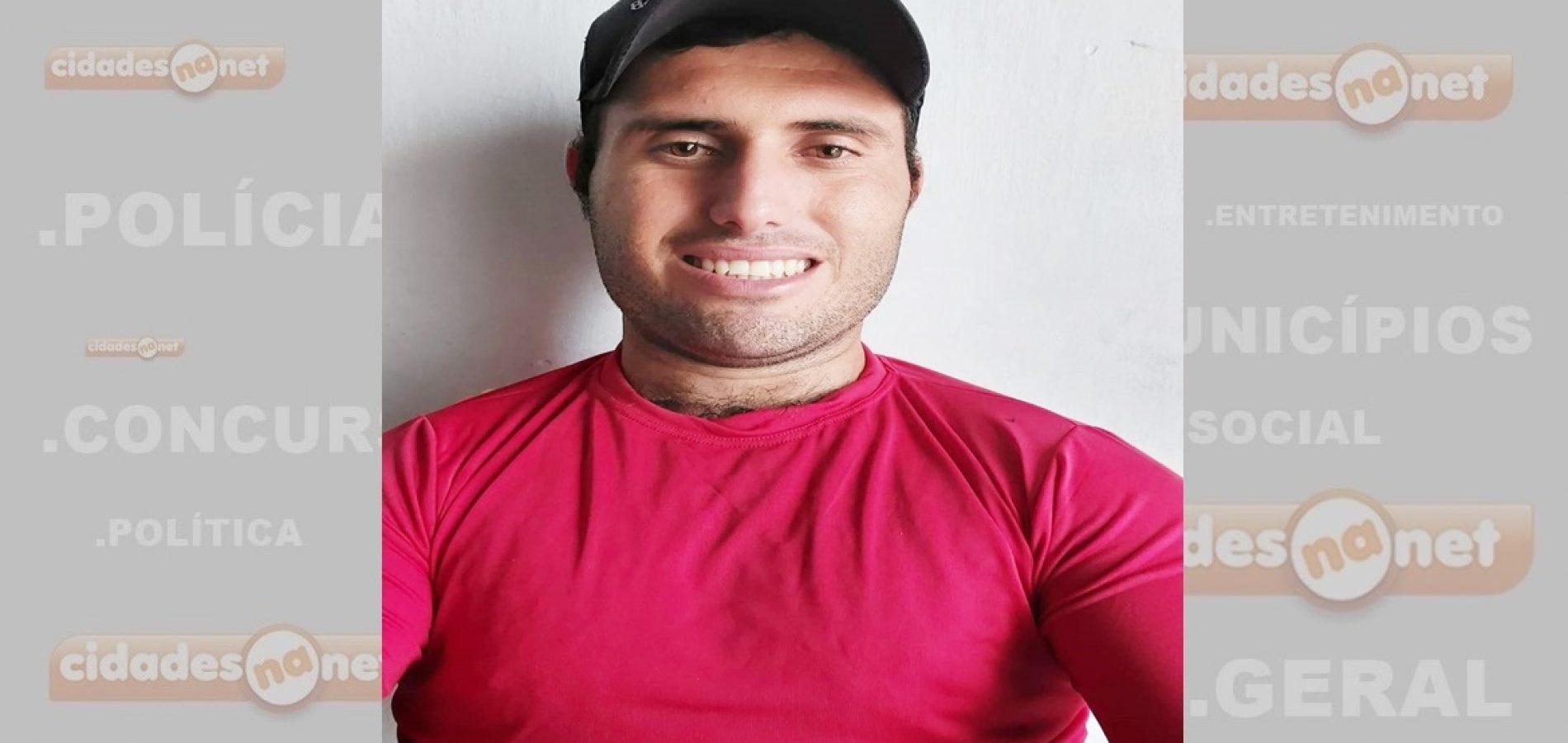 JAICÓS | Mais um jovem perde a luta contra a covid; partiu hoje (03), Jairo Araújo, aos 25 anos