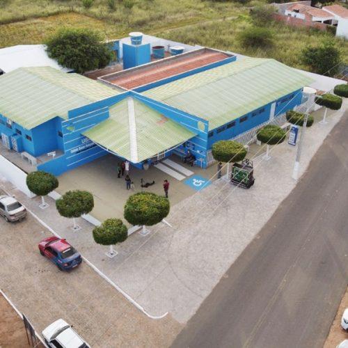 Fotos da inauguração da UBAS de Massapê do Piauí