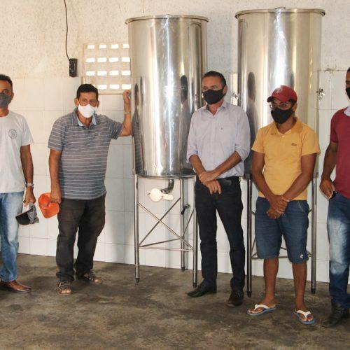 Apicultores de Geminiano já produziram mais de 11 toneladas de mel este ano; município quer fortalecer atividade