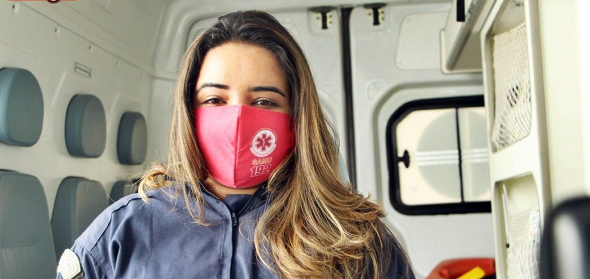JAICÓS | SAMU tem aumento nas ocorrências e já atendeu 274 este ano; 73 foram casos de Covid-19