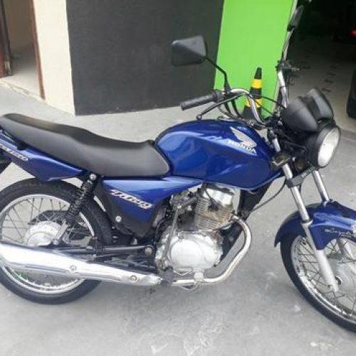 Moto é tomada de assalto na zona rural de Araripina-PE