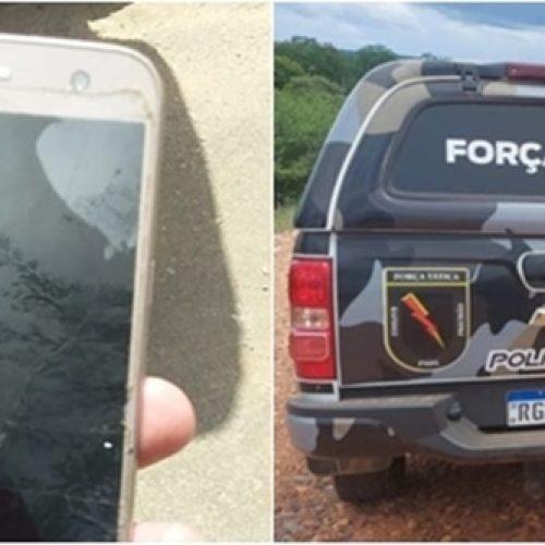 Suspeito de furtar celular em clínica odontológica no PE é preso em Paulistana