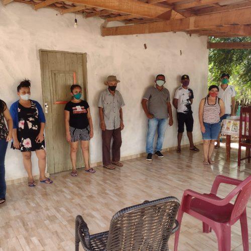 Secretaria de Meio Ambiente de Caridade do PI realiza palestras de educação ambiental em assentamentos e localidades da zona rural