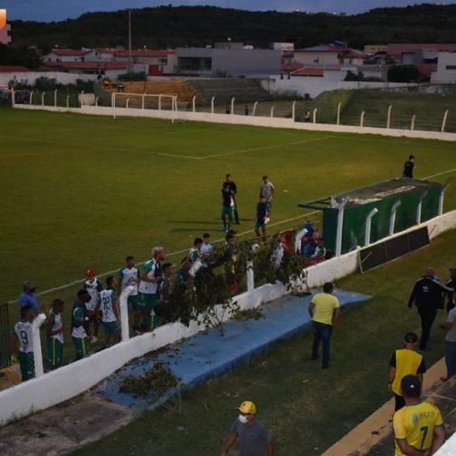 Sociedade Esportiva de Picos suspende atletas envolvidos em discussão com cronista esportivo