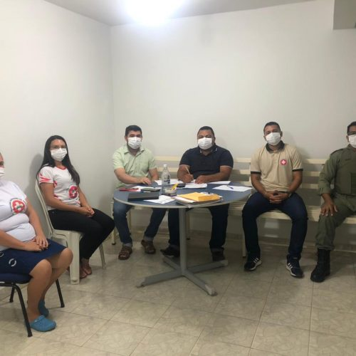 Vigilância Sanitária e PM traçam novas estratégias de fiscalização em Santana do Piauí