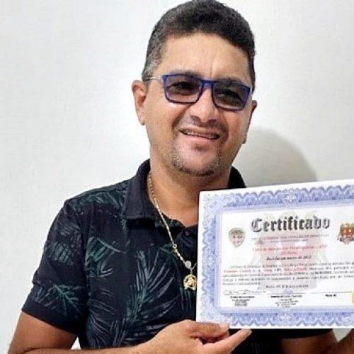PIO IX   Alunos concluem curso de APH e são certificados pela Braço Forte
