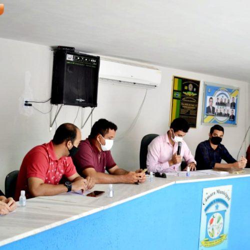 Câmara de Vila Nova realiza 5ª sessão ordinária e aprova um projeto e cinco requerimentos. Veja quais!