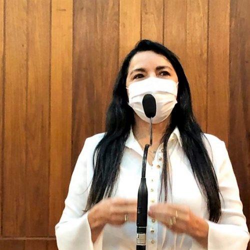 """""""Teresina está sem comando e gestão é um desastre"""", diz Teresa Britto"""
