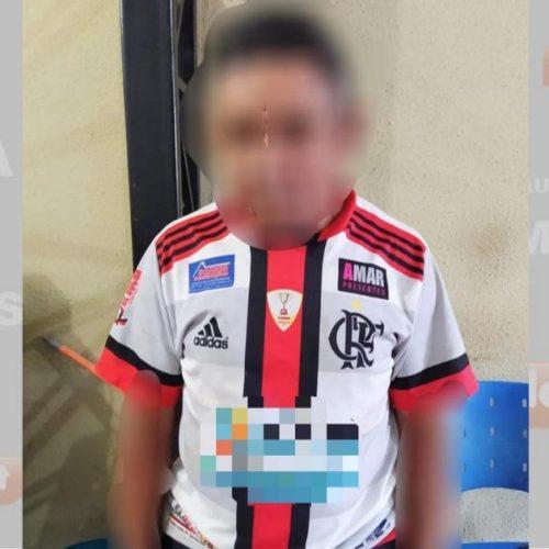 Homem com mandado de prisão em aberto por homicídio é preso em Campo Grande do Piauí
