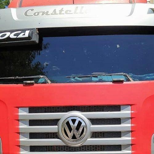 Caminhão baú roubado próximo a Marcolândia é recuperado pela PM na BR-020
