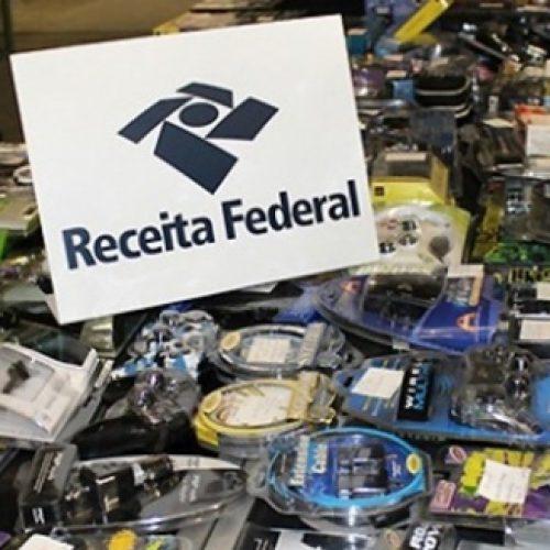 Receita Federal realiza bazar com 40 mil produtos no Piauí; saiba como agendar participação
