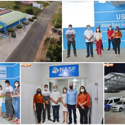 Prefeitura de Massapê do Piauí faz entrega de UBAS ampliada e reformada para a população