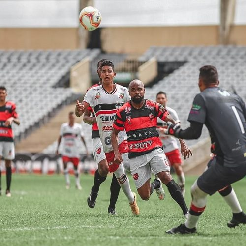 Todos os clubes estarão iguais em número de jogos no Piauiense