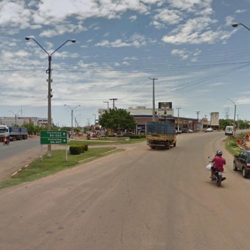 Homem é preso tentando invadir borracharia no bairro Junco em Picos