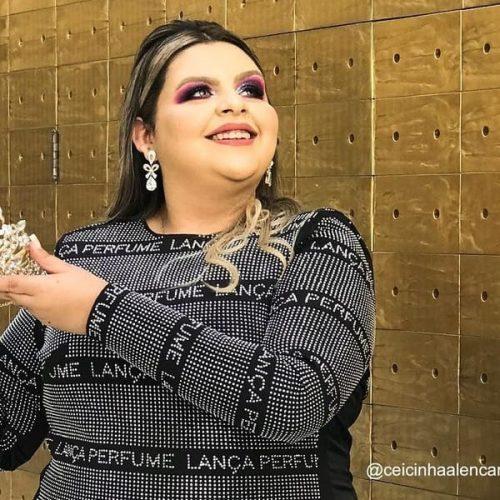 Conheça a Miss Piauí Plus Size Ceicinha Alencar, da cidade de São Julião