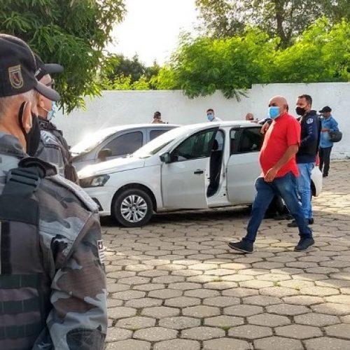 Operação cumpre mandados de prisão contra suspeitos de homicídio e tráfico no Piauí