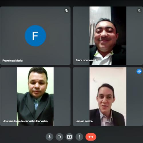 Em sessão on-line, Câmara de São Julião trata sobre recursos do Fundef e faz Moção de Pesar
