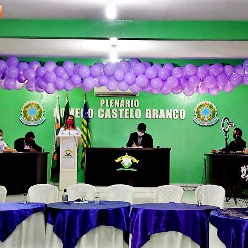 Câmara de Marcolândia aprova LDO e cinco requerimentos