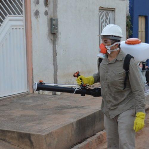 Secretaria de Saúde inicia trabalho de controle químico contra o Aedes Aegypti nos bairros de Picos
