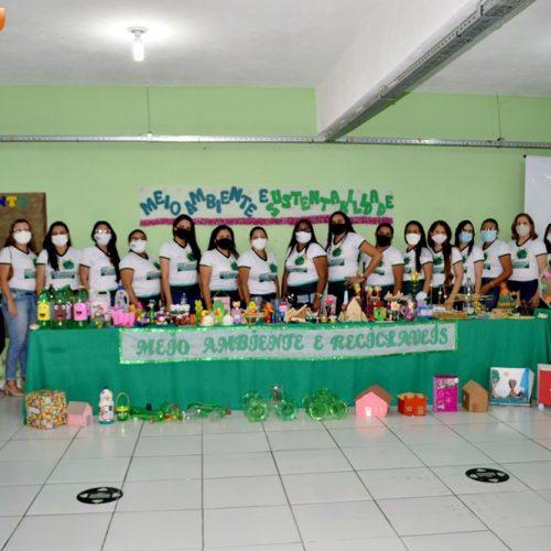 Educação de São Julião realiza 1ª Mostra com foco no Meio Ambiente e Sustentabilidade. Confira!