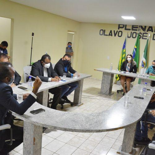 Câmara de Massapê do Piauí realiza sessão ordinária
