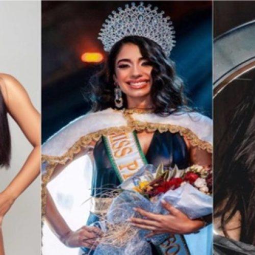 Conheça a Miss Piauí Globo 2021, Gabi Lustosa, e as demais coroadas no concurso de beleza