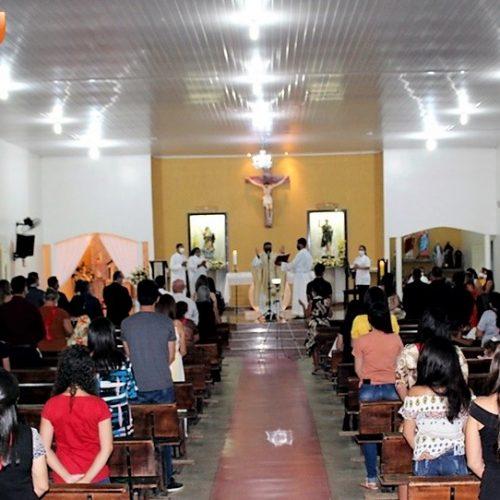 Igreja Católica de Alagoinha divulga programação do 75º festejo de São João Batista. Veja!
