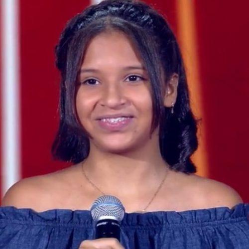 Voz de piauiense impressiona e conquista todos os jurados do The Voice Kids