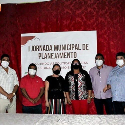1ª Jornada de Planejamento em Alegrete discute melhorias para a Cultura, Esporte e Turismo; fotos