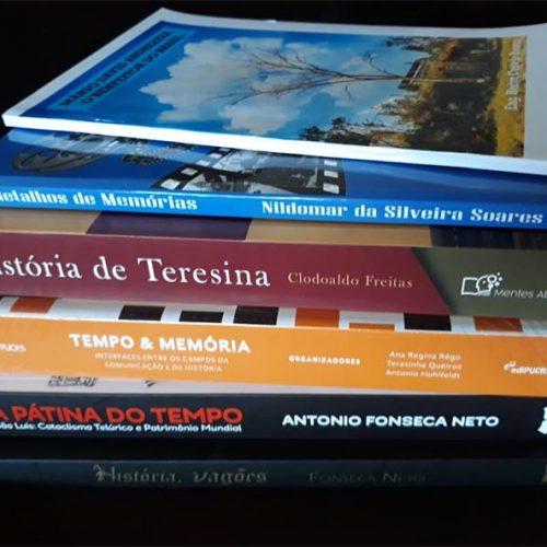 Escritores da Academia Piauiense de Letras publicam livros durante a pandemia