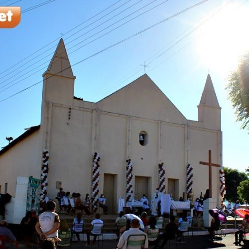 FOTOS | Missa solene encerra o 84º festejo de Santo Antônio de Lisboa