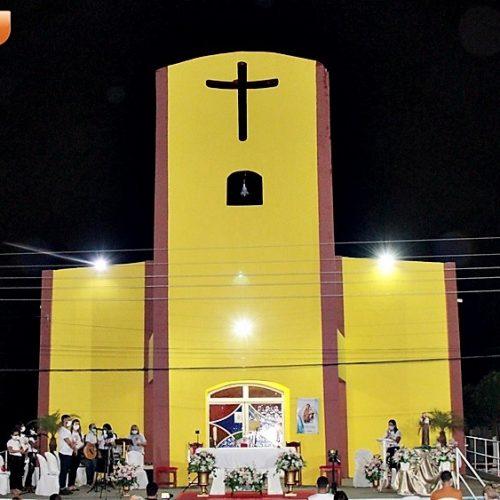 Festejo de Santo Antônio em Vila Nova encerra com missa solene e participação de Orquestra Sanfônica; fotos