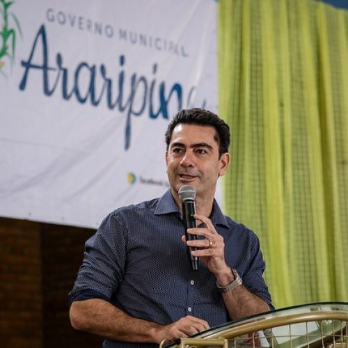 Araripina está na rota do Rally dos Sertões, confirma prefeito Raimundo Pimentel