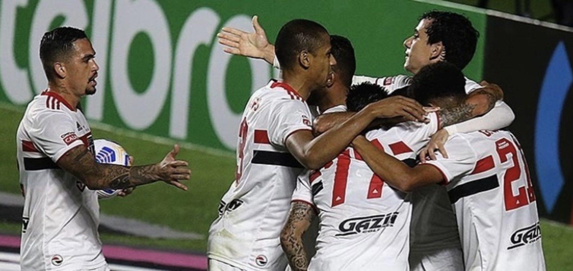 Copa do Brasil: 4 de Julho é atropelado pelo São Paulo e perde por 9 a 1