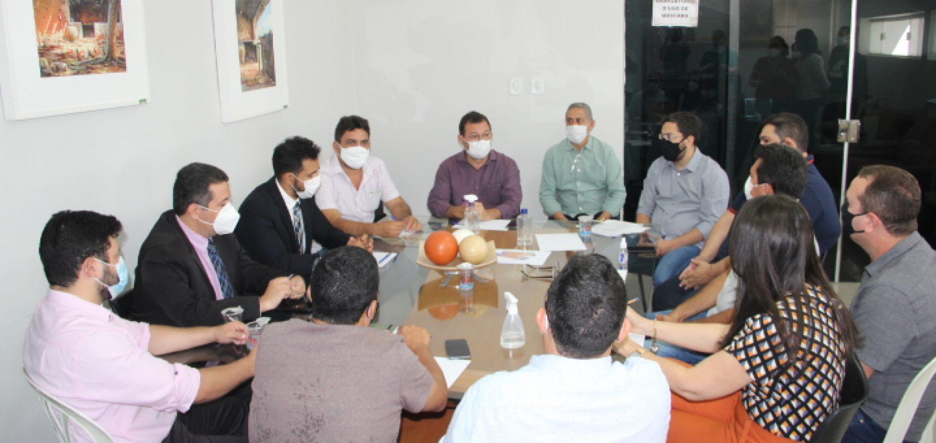 PICOS | Vereadores debatem Plano Municipal de Imunização contra a Covid-19