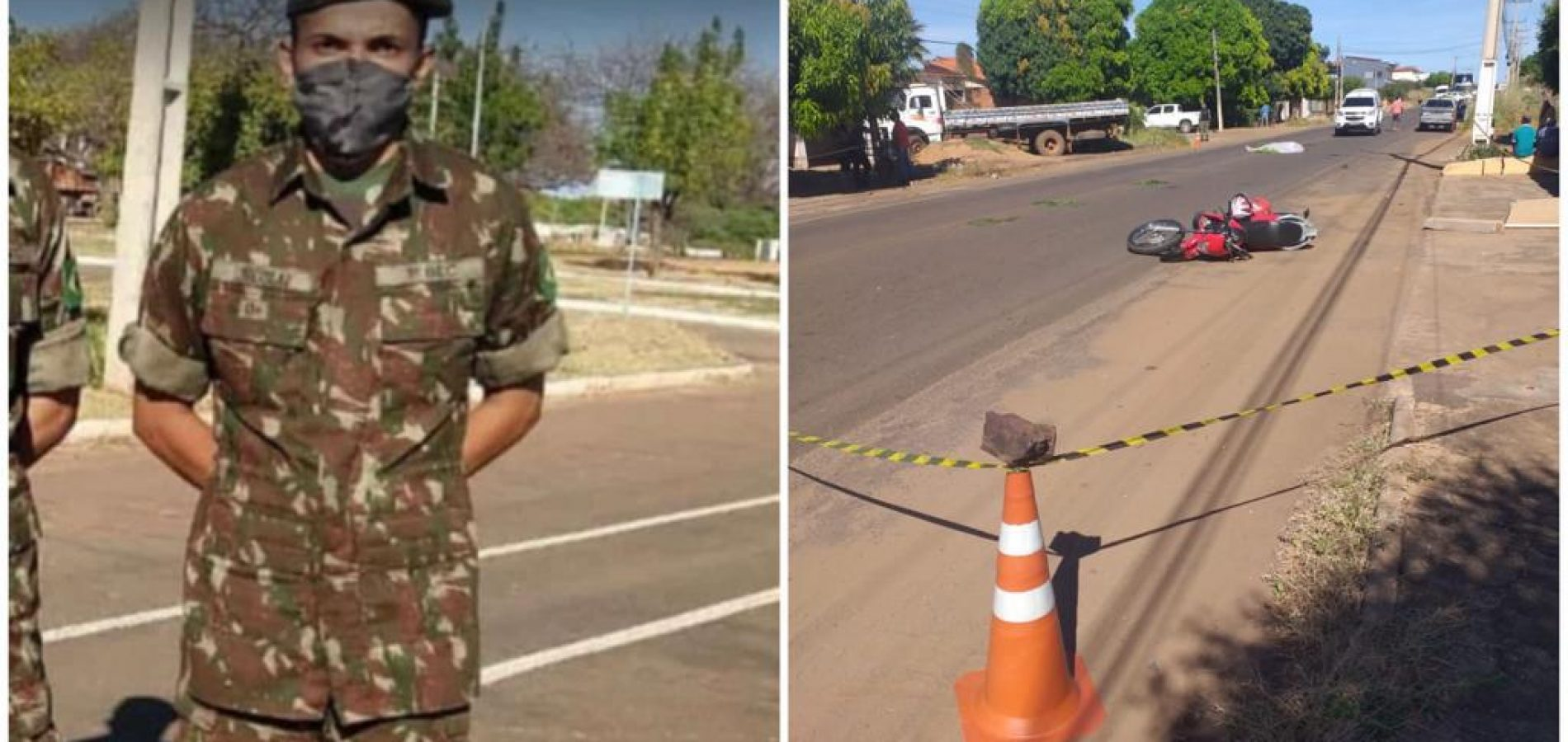 Morre segunda vítima do acidente no bairro Umari em Picos