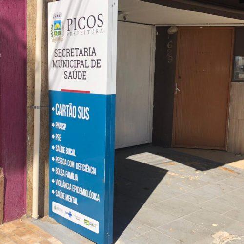 Secretaria de Saúde de Picos expande estrutura física e instala novo anexo