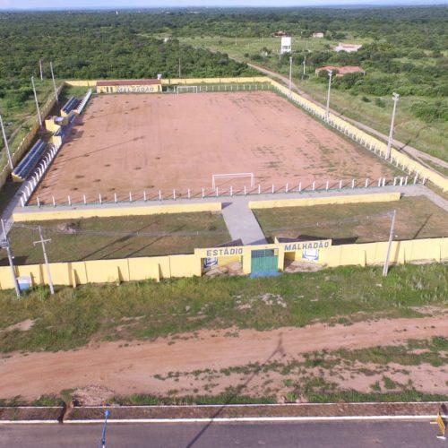 Vereadorsolicita a instalação de grama sintética no Estádio de futebol deBelém do Piauí