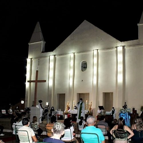 Missa trezena marca abertura do 84º festejo em Santo Antônio de Lisboa; veja fotos
